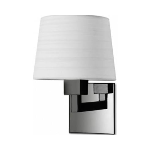 LedsC4 Lighting Bali 05-3217-81-82 Satin Nickel Wall Light