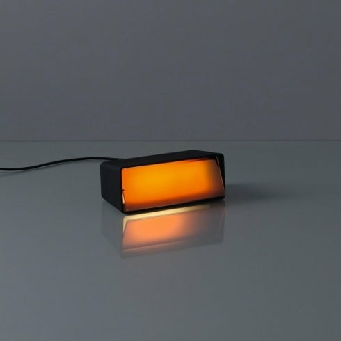 Karboxx Light Boxx 06BLOR01 Orange Table Lamp