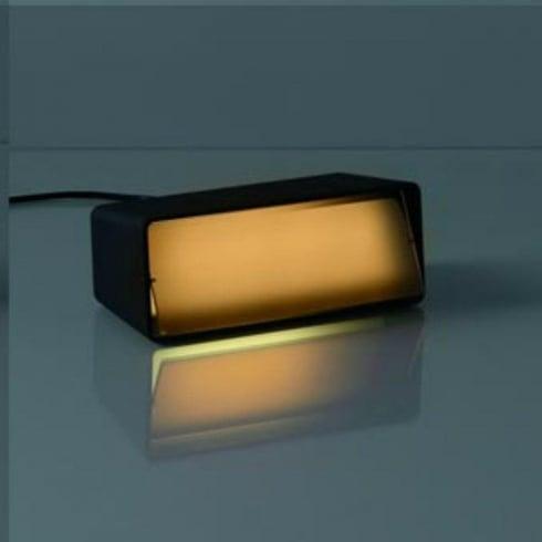 Karboxx Light Boxx 06BLFU01 Grey Table Lamp