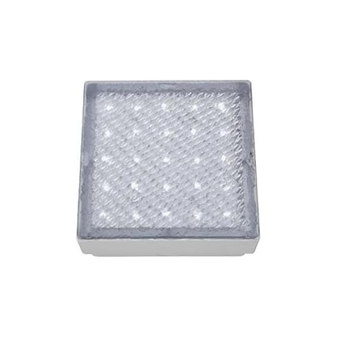 Searchlight Electric 9913WH LED Outdoor Walkover Light IP68 White