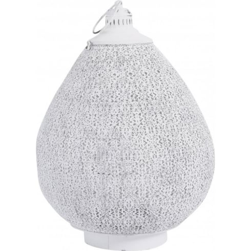 Libra Company Amberley Filigree Large Ovate Lantern 337630