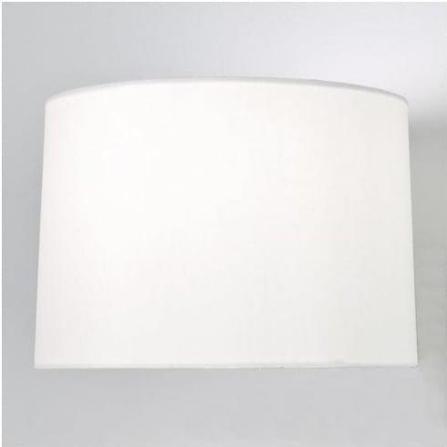 Astro Lighting Azumi/Tag Round 4026 White Fabric Tapered Drum Lamp Shade