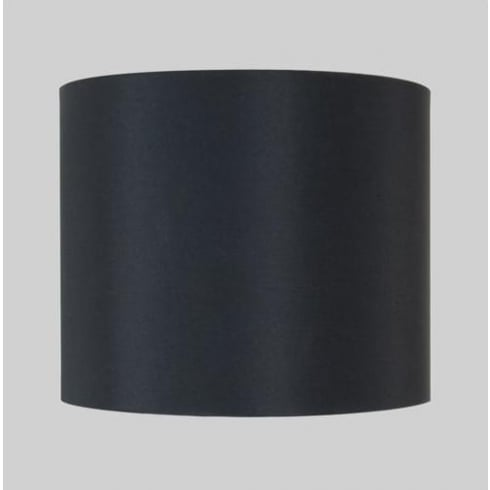 Astro Lighting Drum 150 4062 Black Fabric Drum Lamp Shade