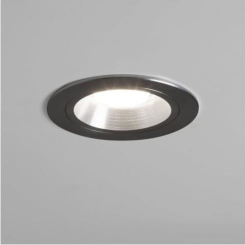 Astro Lighting Taro 5635 Brushed Aluminium Round Fixed GU10 Recessed Downlight 230V