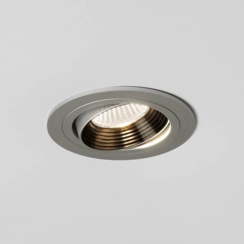 Astro Lighting Aprilia 5692 Round Adjustable Aluminium Integrated LED Recessed Downlight