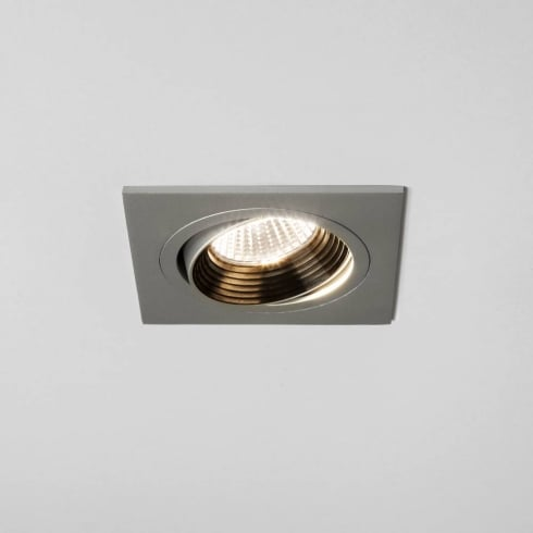 Astro Lighting Aprilia 5694 Square Adjustable Aluminium Integrated LED Recessed Downlight