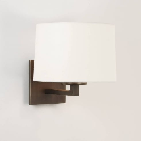 Astro Lighting Azumi 0926 Bronze Classic Surface Mounted Wall Light IP20
