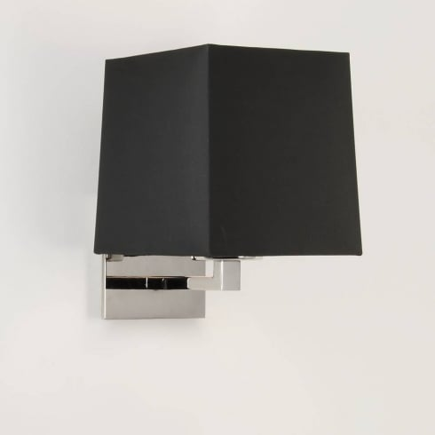 Astro Lighting Azumi 0927 Polished Nickel Classic Surface Mounted Wall Light IP20