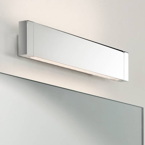 Astro Lighting Bergamo 300 0892 Polished Chrome LED Bathroom Wall Light