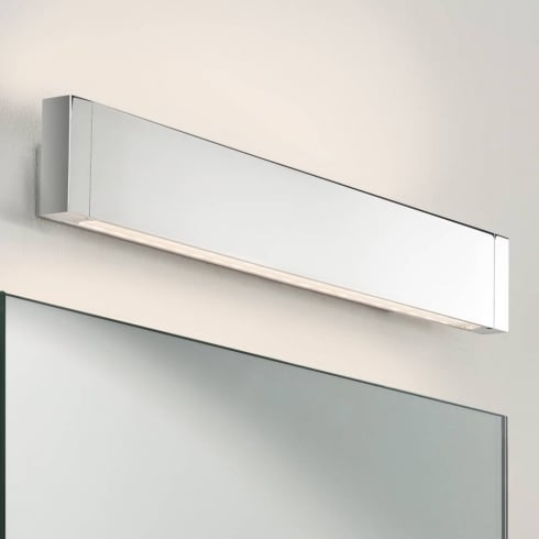 Astro Lighting Bergamo 600 0893 Polished Chrome LED Bathroom Wall Light