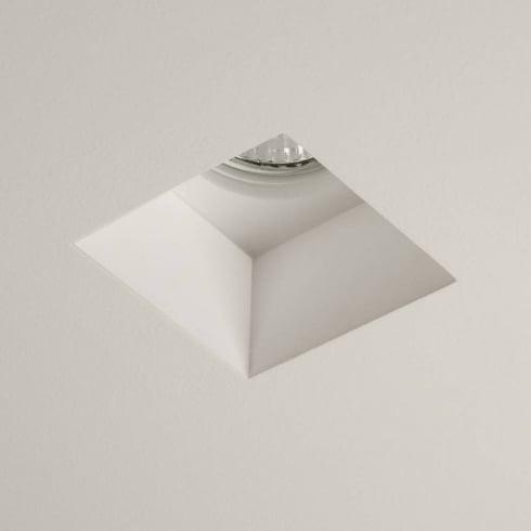 Astro Lighting Blanco 5655 Trimless Square Recessed GU10 Downlight 230V