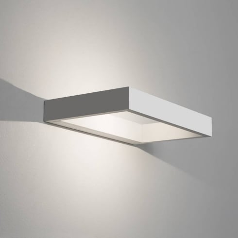 Astro Lighting D Light 0955 Modern LED Surface Wall Light in White