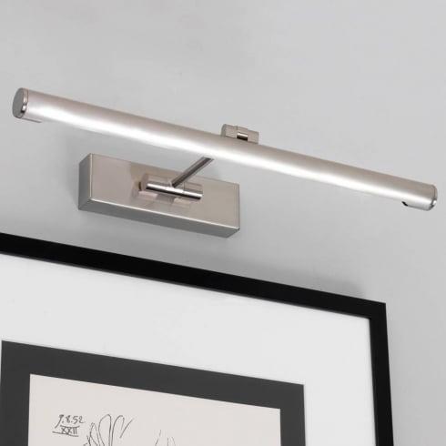 Astro Lighting Goya LED 460 0873 Matt Nickel LED Picture Wall Light 460mm Wide