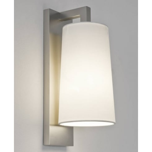 Astro Lighting Lago 280 7059 Matt Nickel Surface Wall light IP44