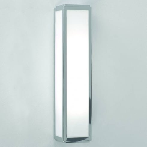 Astro Lighting Mashiko 360 0550 Bathroom Wall Light Chrome with Opal Glass IP44