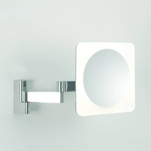 Astro Lighting Niimi 0815 Square Polished Chrome LED Bathroom Illuminated Mirror