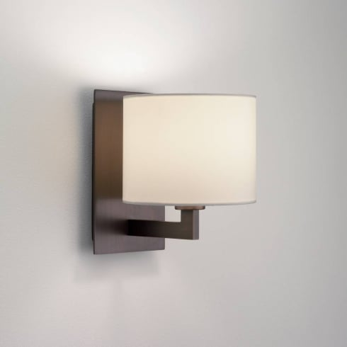 Astro Lighting Olan 0859 Surface Wall Light in Bronze IP20