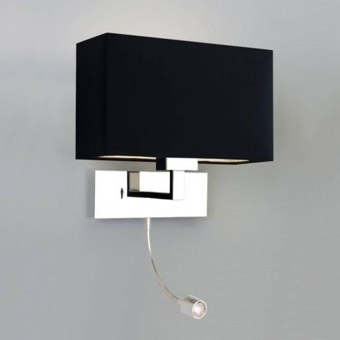 Astro Lighting Park Lane Grande LED 0541 Polished Chrome Wall Light Adjustable LED Spot Light