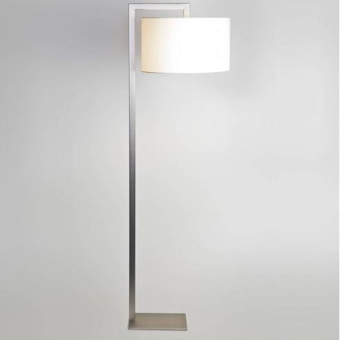 Astro Lighting Ravello 4538 Matt Nickel Contemporary Floor Lamp