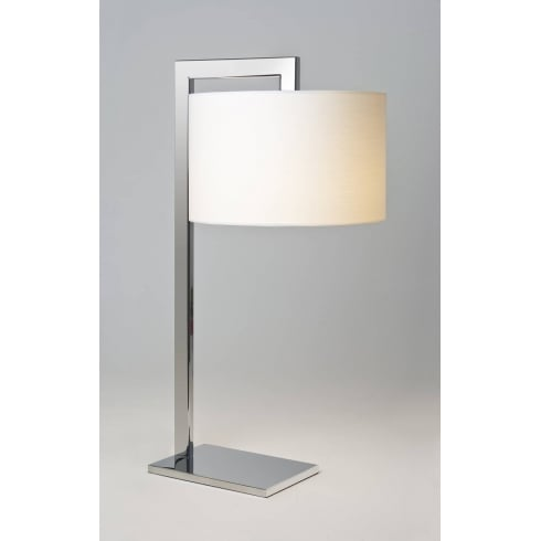 Astro Lighting Ravello 4540 Polished Chrome Modern Table Lamp
