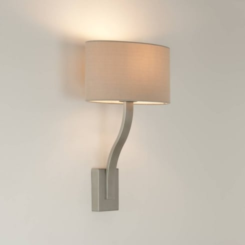 Astro Lighting Sofia 0960 Matt Nickel Decorative Surface Wall Light