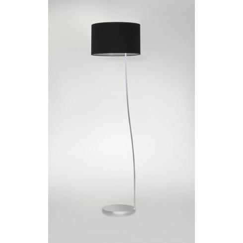 Astro Lighting Sofia 4534 Matt Nickel Floor Lamp