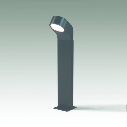 Astro Lighting Soprano 0677 Black Aluminium Modern Outdoor Bollard