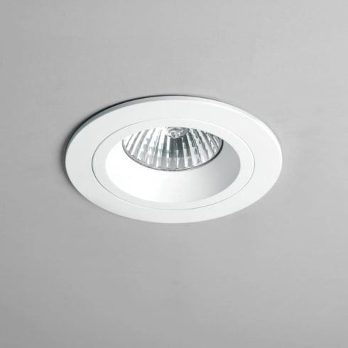 Astro Lighting Taro 12v 5603 White Round Fixed Recessed Downlight Low Voltage
