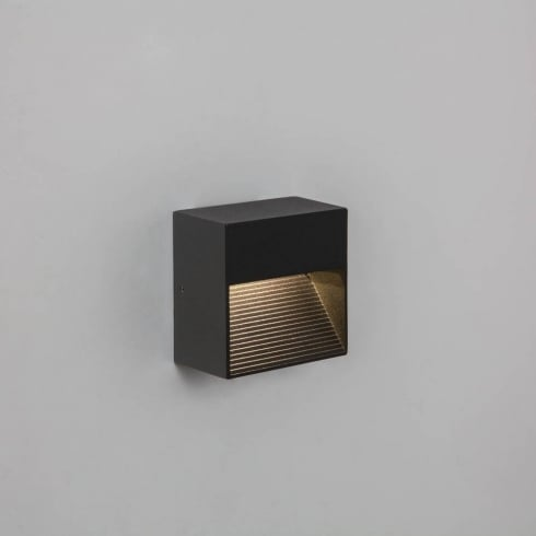 Astro Lighting Tecla LED 7205 Black Surface Modern Outdoor Wall Light