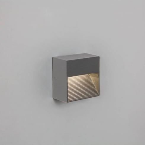 Astro Lighting Tecla LED 7206 Silver Surface Wall Light