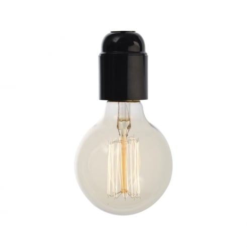 Libra Company Large Globe Clear Filament Bulb ES