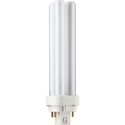 Philips Lighting Fluorescent Bulb 18W 4Pin 840