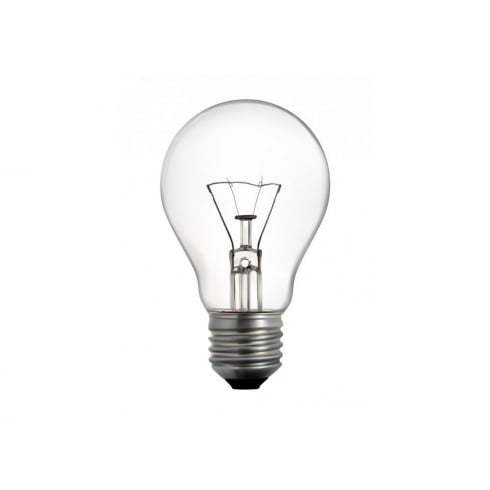 42W E27 Candle Light Bulb