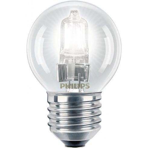 Philips Lighting 42W SES Round Light Bulb