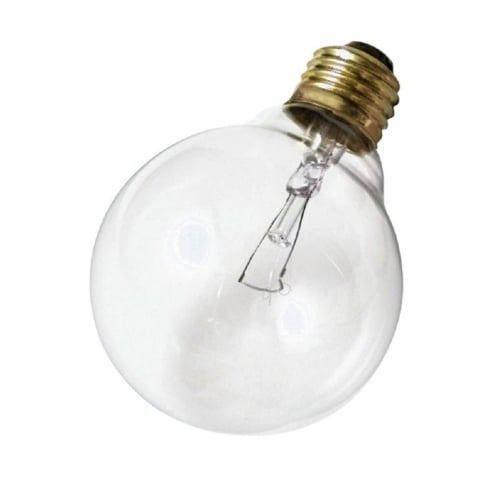 British Electric Lamps Globe Light Bulb 60W ES