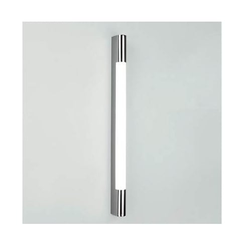 Astro Lighting Palermo 600 0780 Unswitched Polished Chrome Finish Bathroom Surface Wall Light