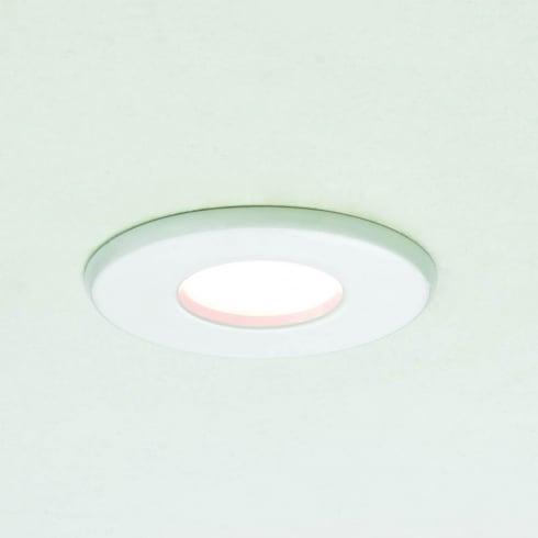 Astro Lighting Kamo 230v 5658 White Finish Bathroom Downlight