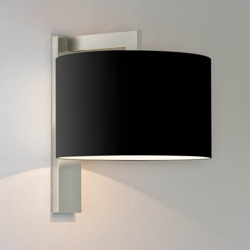 Astro Lighting Ravello 7079 Matt Nickel Finish Unswitched Surface Wall Light