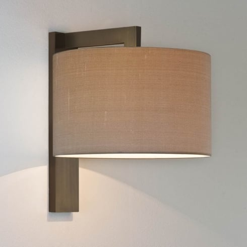 Astro Lighting Ravello 7080 Bronze Finish Unswitched Surface Wall Light