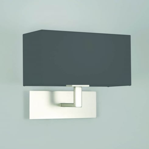 Astro Lighting Park Lane 7098 Unswitched Matt Nickel Surface Wall Light