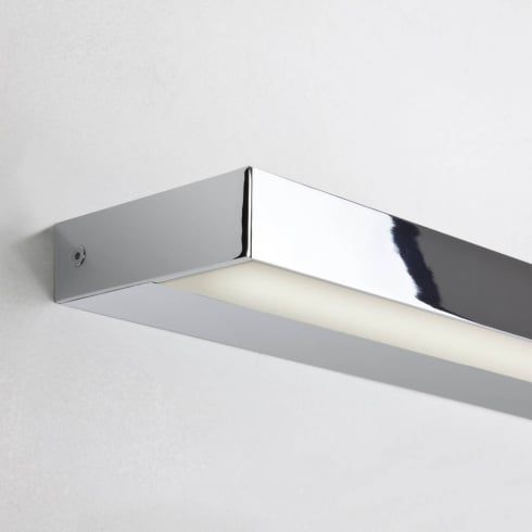 Astro Lighting Axios 600 7111 Unswitched Polished Chrome Finish Bathroom Surface Wall Light