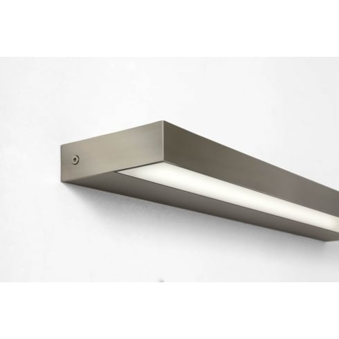 Astro Lighting Axios 600 7111 Unswitched Matt Nickel Finish Bathroom Surface Wall Light