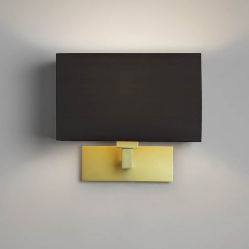 Astro Lighting Park Lane Grande 7555 Unswitched Matt Gold Finish Surface Wall Light