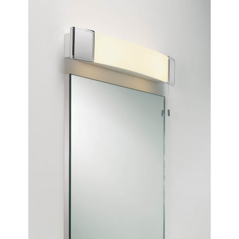 Astro Lighting Anja Shaver Light 0512 Polished Chrome Finish Bathroom Surface Wall Light