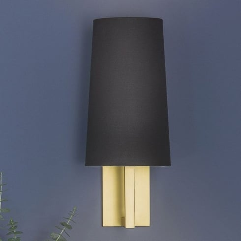 Astro Lighting Riva 350 7570 Matt Gold Finish Unswitched Surface Wall Light
