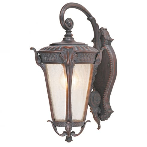 Searchlight Electric Canada Weathered Brown 4283BR Outdoor Surface Wall Light
