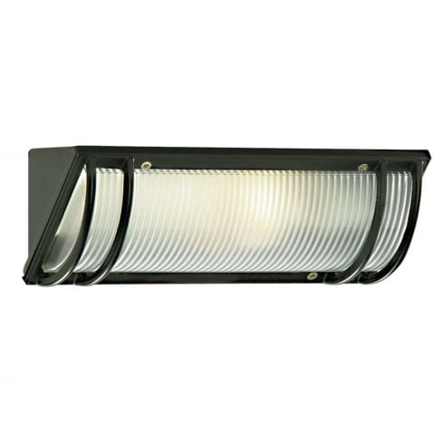 Searchlight Electric 1819BK Outdoor Surface Wall Light