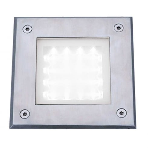 Searchlight Electric 9909WH Outdoor Walkover Recessed Light