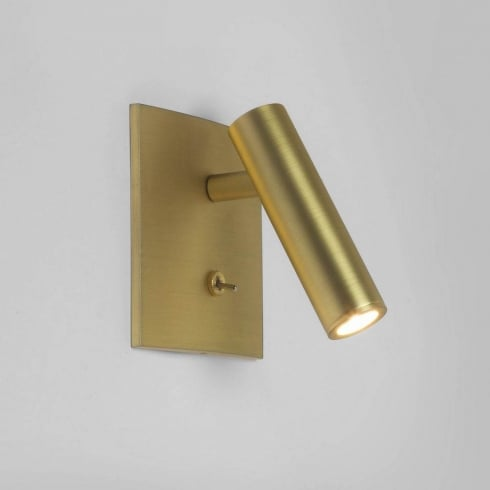 Astro Lighting Enna Square Switched 7550 Recessed Wall Light