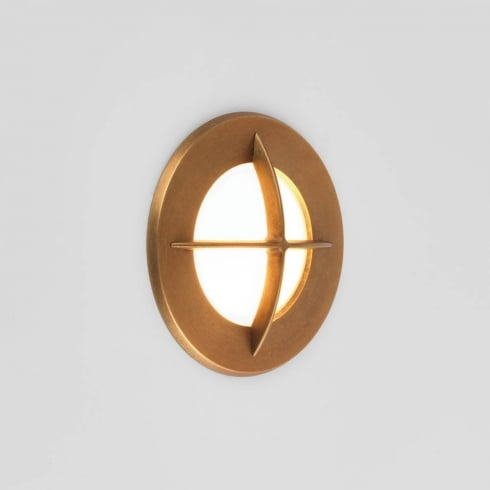 Astro Lighting Arran Round 7878 Outdoor Surface Wall Light